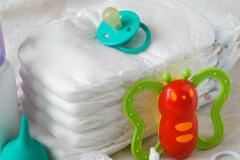 Accesorii gratuite pentru bebeluși