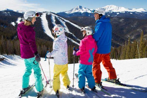 Familie de schi în Bansko | Lucky Bansko