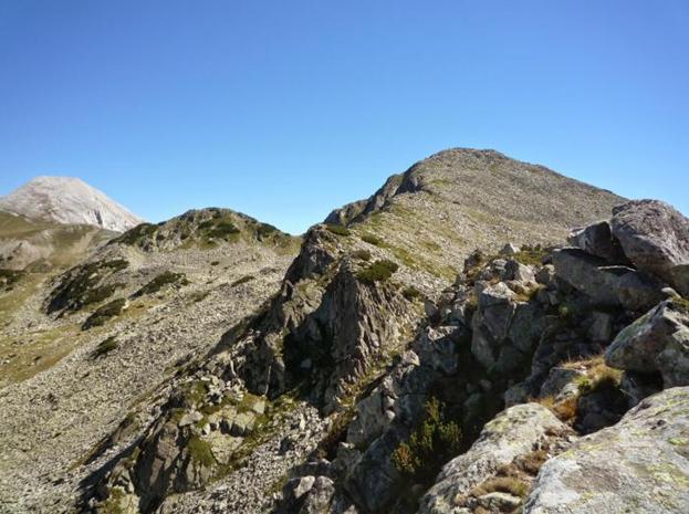 Urcând vârful Muratov