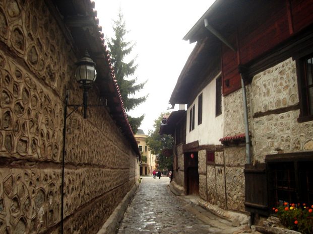 Arhitectura în Bansko