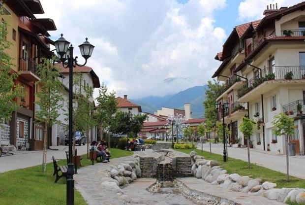 Centrul de vizitare al Parcului Național Pirin