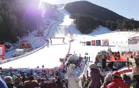 Competiții sportive în Bansko