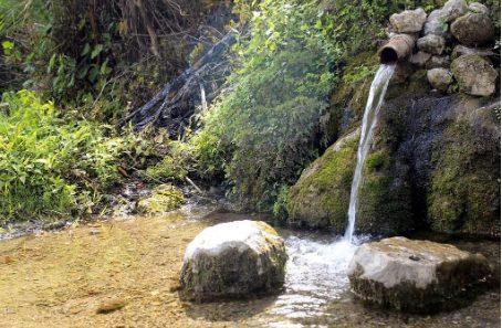 Izvoare minerale în și în jurul Eleshnitsa
